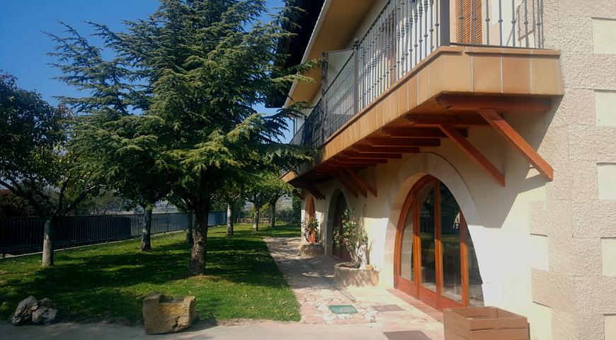 apartamentos en casa rural en Panzano