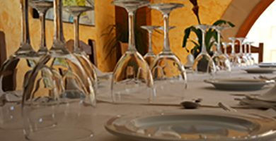 restaurante para comer en sierra de Guara