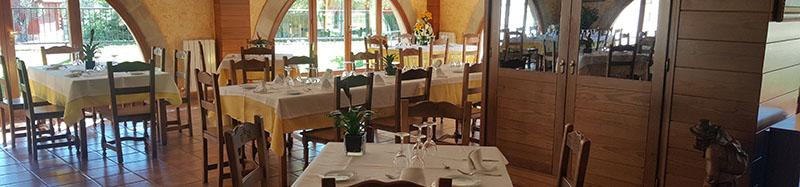 restaurante cerca de Huesca