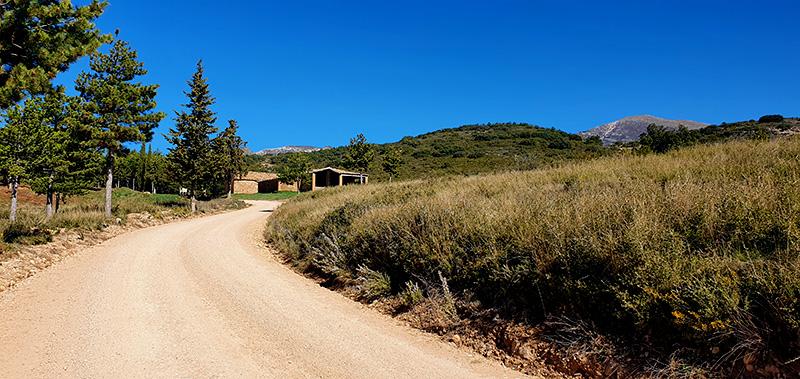 Casas del Estebañon
